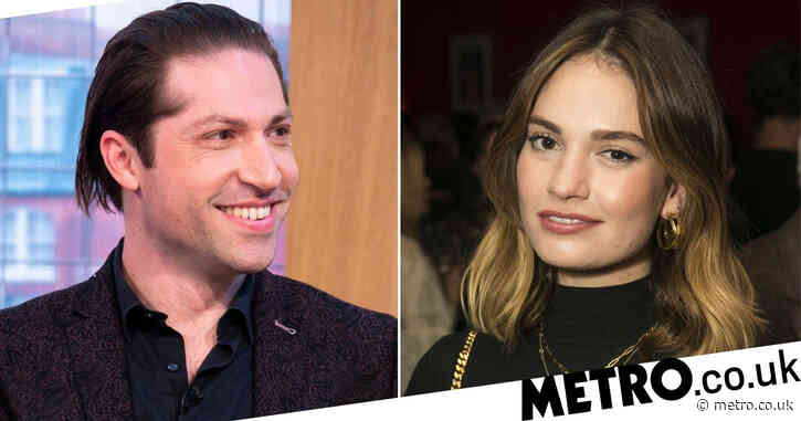 The Pursuit Of Love: Who is Lily James' boyfriend Michael Shuman?