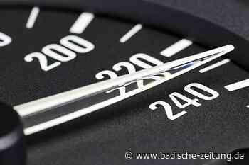 Betrunkener Autofahrer mit knapp 200 Sachen auf der A5 unterwegs - Offenburg - Badische Zeitung