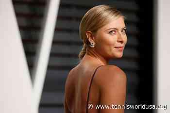 Maria Sharapova and Mardy Fish discuss a Porsche on Twitter! - Tennis World USA