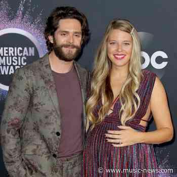 Thomas Rhett to become father-of-four