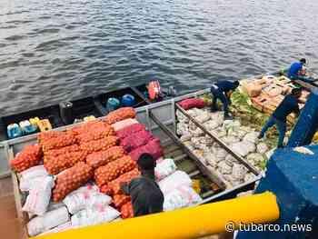 "Ante crisis en Nariño llegaron frutas y verduras de Ecuador a Tumaco, ""que sirva como llamado de atención"" - TuBarco"