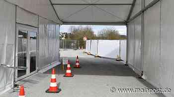 MP+ Rhön-Grabfeld: Corona-Teststation zieht wieder nach Heustreu um - Main-Post
