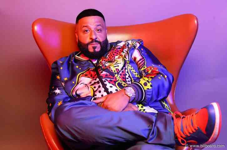 DJ Khaled Lands Third No. 1 Album on Billboard 200 Chart With 'Khaled Khaled'