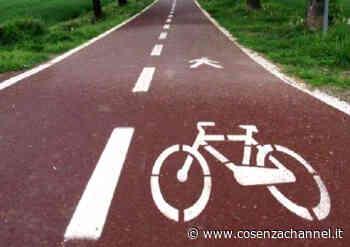 Castrovillari, la pista ciclabile chiusa per manutenzione - Cosenza Channel