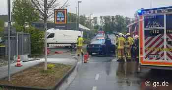 Unfall in Lohmar: Frau wird von Auto erfasst - General-Anzeiger Bonn