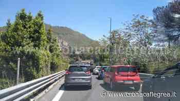 POZZUOLI/ Domenica da bollino rosso: traffico e città paralizzata - Cronaca Flegrea