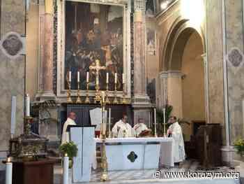 La Celebrazione Eucaristica dell'Ordine Costantiniano campano a Pozzuoli, luogo del martirio di San Gennaro e San Procolo - korazym.org