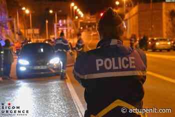 Yvelines : Nuit de violences urbaines à Guyancourt. Voiture de police percutée et tirs de mortier contre les forces de l'ordre. - ACTU Pénitentiaire