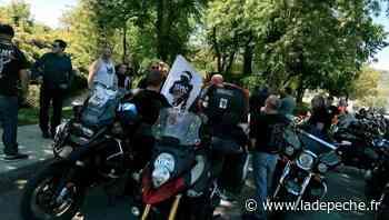 Des centaines de motards vrombissent de colère en Ariège - ladepeche.fr