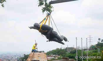 Definirán la suerte de la estatua de Sebastián de Belalcázar - Diario Occidente