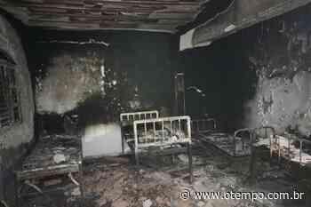 Idoso morre carbonizado em incêndio em clínica de reabilitação em Matozinhos - O Tempo