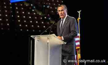 Utah county CENSURES Mitt Romney for voting to impeach Trump after state tried and failed to do same