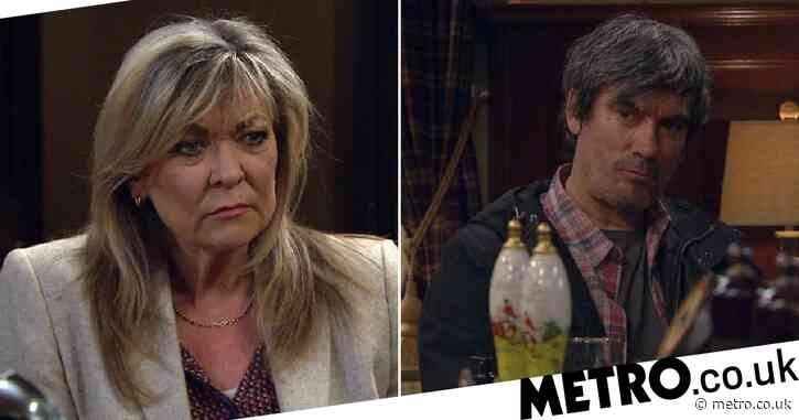 Emmerdale spoilers: Cain Dingle discovers the truth about Kim Tate's poisoner?