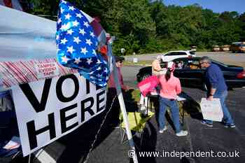 Vote-counting underway after Virginia GOP convention