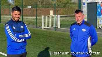 Dominique Garat nouvel entraîneur de l'US Nogent-sur-Oise - Courrier picard