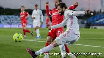 Primera Division: Remis gegen Sevilla: Real verpasst Sprung an Tabellenspitze