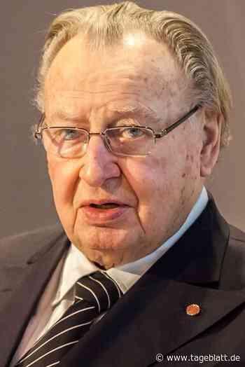Peter Tamm mit 88 Jahren gestorben - Alle Artikel - Tageblatt-online