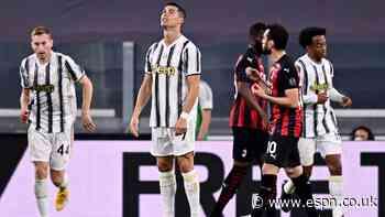Milan crush Ronaldo, Juve in big Serie A clash