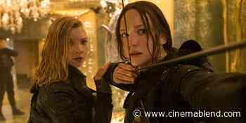 Hunger Games Fans Are Celebrating Jennifer Lawrence's Katniss Everdeen, So Can We Have A Sequel Already? - CinemaBlend