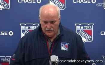 OTR: Emotional New York Rangers Fallout & Blame; Weekes, Halak   CHN+ - Colorado Hockey Now