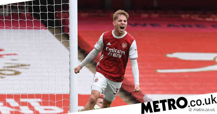 Mikel Arteta sets goals and assists target for Emile Smith Rowe and explains why he was subbed off