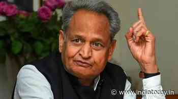 Centre should consider imposing a nationwide lockdown: Rajasthan CM Ashok Gehlot - India Today