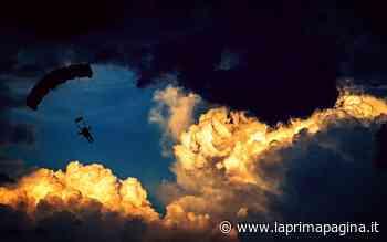 Schio. Morto Emiliano Basile: il paracadutista è precipitato a Thiene. Ferito Aaron Wallet - La Prima Pagina - La Prima Pagina