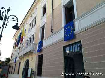 Bandiere dell'Europa tra Schio e Thiene per l'anniversario della dichiarazione Schuman - Vicenza Più