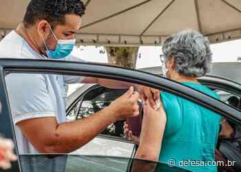Guapimirim avança na vacinação e imunizou hoje idosos acima de 67 anos – Prefeitura de Guapimirim - Defesa - Agência de Notícias