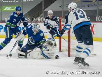 GAME NIGHT: Canucks at Jets - Alberta Daily Herald Tribune