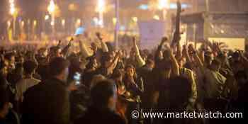 Street parties celebrate end of Spain's coronavirus state of emergency - MarketWatch
