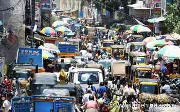 Coronavirus | 10,000 policemen deployed to enforce lockdown - The Hindu