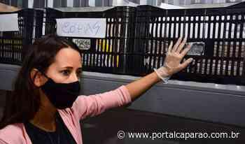 Processos, atingidos pela enchente em Carangola, foram recuperados - Portal Caparaó