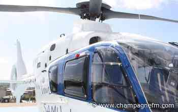 Un conducteur de quad héliporté au CHU de Reims - CHAMPAGNE FM