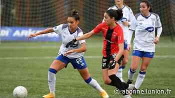 Football - D1 féminine. À Guingamp, le Stade de Reims est passé de peu à côté d'un succès - L'Union