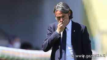 """Inzaghi: """"L'arbitro mi ha detto che il contatto c'era. Ma allora perché..."""""""