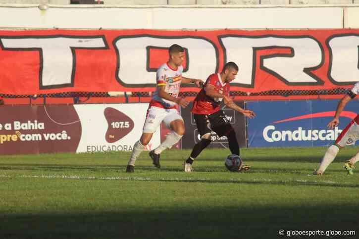 Atlético de Alagoinhas bate o Juazeirense e larga na frente na semifinal do Baiano - globoesporte.com
