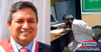 Alcalde de Moche enmarrocado y detenido a golpes se pronuncia - exitosanoticias