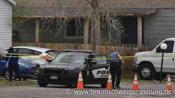 Blutbad in Colorado Springs: Schütze tötet sechs Geburtstagsgäste im US-Staat Colorado