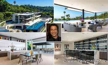 Kardashian cosmetic surgeon Raj Kanodia lists over-the-top nine-bedroom LA megamansion $99 million