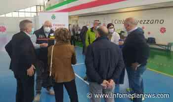 Avezzano, all'Open Day AstraZeneca e J&J 150 vaccinazioni ieri - Info Media News