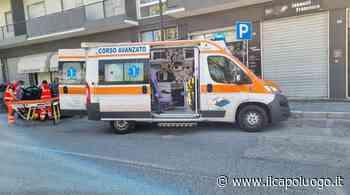Avezzano, incidente su via XX Settembre: donna ferita - Il Capoluogo