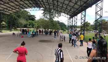 Sin ningún tropiezo avanzan justas electorales en el municipio del Agrado - Caracol Radio