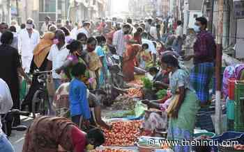 Coronavirus | Public resort to panic buying in Salem - The Hindu