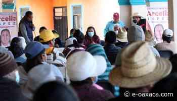 La 4T es la mejor opción para Tlaxiaco - e-oaxaca Periódico Digital de Oaxaca