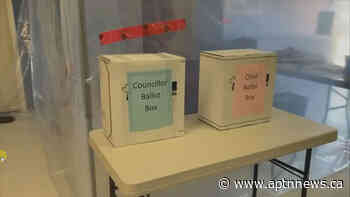 """2 thoughts on """"Voting in a time of pandemic: Why Shoal Lake 39 felt pressed to hold an election"""" - APTN News"""
