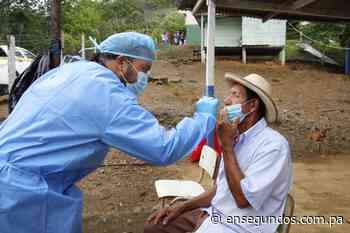 Realizan hisopados y atención médica a pobladores de las montañas de Chepo - En Segundos