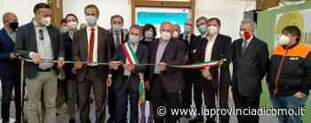 Mariano, inaugurato l'hub Aprirà la prossima settimana - Cronaca, Mariano Comense - La Provincia di Como