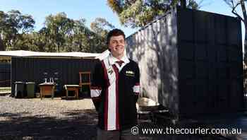 School hands on learning program helped school captain Angus find his path - Ballarat Courier