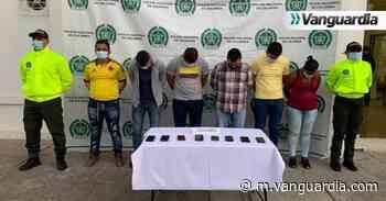 Hermano del alcalde de Yondó y cinco personas más, fueron capturadas - Vanguardia